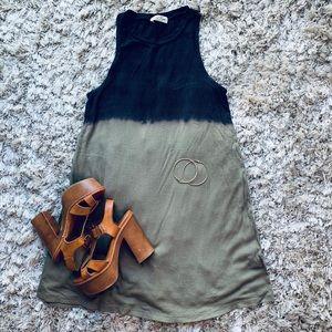Dip-dyed Dress